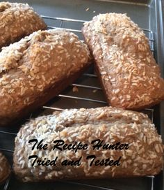 Es's Vegan Banana Loaf Dairy Free, Banana, Bread, Homemade, Recipes, Food, No Dairy, Recipies, Breads