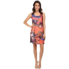 3299884-p-2x Best Deal Mara Hoffman  Column Dress (Loros Voile) Women's Dress