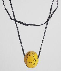 Bondville: Hip Products: Goldenink ceramic jewellery