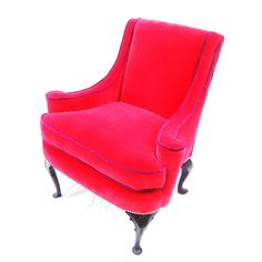 Gigi Wing Chair now featured on Fab.