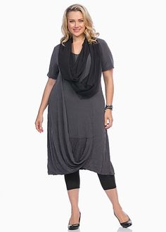 Big Sizes Womens Clothing   Clothes for Larger Size Women - WORK IT DRESS - TS14
