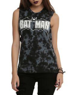 Batman muscle top to dye for.