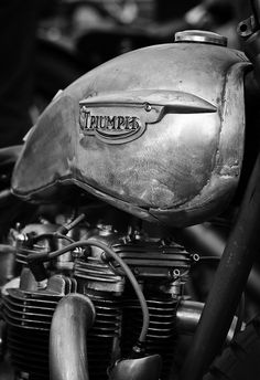 there's something about the way people photograph motorcycles that's very compelling ...