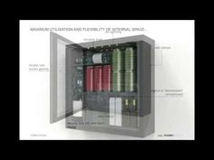 First-Ever Suspended Minibar for the Hospitality Industry