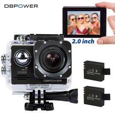 Sport Cam Go SJ5000 Pro 2  2.0 inch Screen Wifi 1080P 14MP //Price: $54.95//     #storecharger