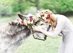 "From a style shoot called "" A Midsummer Nightmare"" Photographer: Alicia Swedenborg Decor: Maria Ahlin Cosume & make up: Karolina Olson Haglund Florist & hairstyling: Madelin Downey Graphic design: Cecilia Börjesson. See more at http://vintagehoneymoon.se/2014/02/style-shoot-a-midsummer-nightmare/"