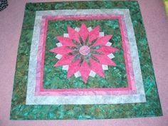 Starburst by Marcylka; pattern by Jennie Rayment