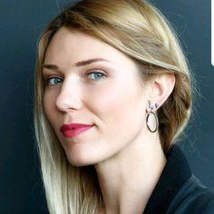 New earrings diamonds and  silver Www.nesluxury.com