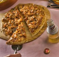 Crawfish pizza @VisitBatonRouge  #GoBRPinToWin @Patricia Smith Nickens Derryberry Baton Rouge