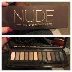 #Eyeshadow #Nude
