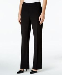 TOMMY HILFIGER Tommy Hilfiger Modern Straight-Leg Pants. #tommyhilfiger #cloth # suits