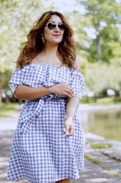 Gingham for summer!