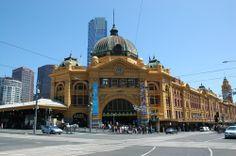 Flinders St Station~Melbourne