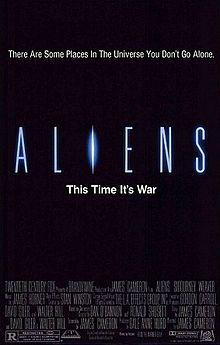 """""""Aliens"""" (Aliens, el regreso)    1986"""