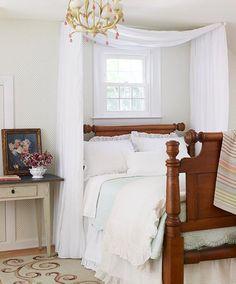 baldachim conopy bed