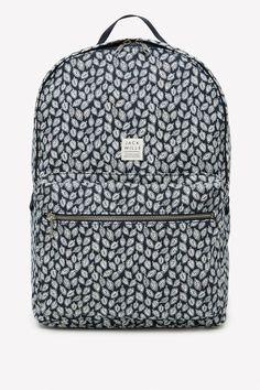 Jack Wills Bromsgrove Classic Backpack