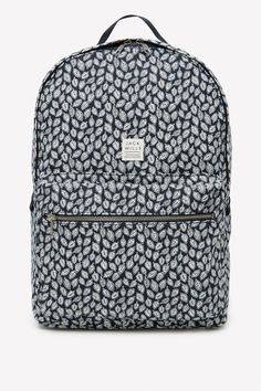 Jack Wills Bromsgrove Classic Backpack