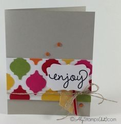 Mosaic Punch by Stampin' Up! 3