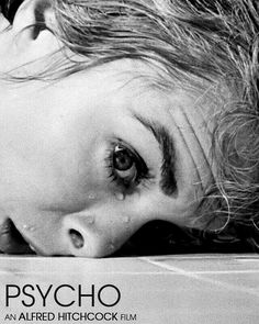 'Psycho' by Alfred Hitchcock