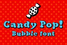 Candy Pop! from FontBundles.net