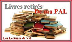 Les Lectures de Val : Livres retirés de ma PAL [2017]
