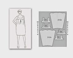 yo elijo coser: Patrones gratis de vestido,blusa,falda y pantalón