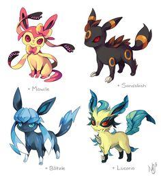 Pokemon fan art, pokemon rules, cool pokemon, my pokemon, pokemon stu Pokemon Fusion Art, Pokemon Fan Art, My Pokemon, Pokemon Cards, Pokemon Comics, Pokemon Memes, Pokemon Eeveelutions, Eevee Evolutions, Charizard