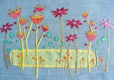 CURRENT WORK LIZ 011 Liz Cookseys Embroideries.