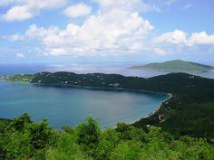Magens Bay  Virgin Islands 2004