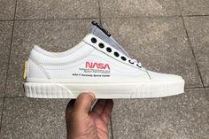 nasa vans old skool footwear collaboration sneakers kicks shoes