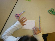 Teaching how to write effective instructions by having students follow instructions that lack detail!... Check out the website