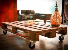 6 tolle Ideen für Möbel aus Paletten