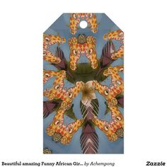 Beautiful amazing Funny African Giraffe pattern design #Hakuna #Matata #Amazing #beautiful #stuff #products #sold on #Zazzle #Achempong #online #store for #the #ultimate #shopping #experience.