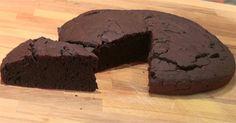 Recette - Gâteau au chocolat sans oeuf en vidéo