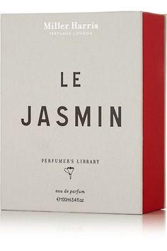 Miller Harris - Perfumer's Library Le Jasmin Eau De Parfum - Jasmine & Sicilian Lemon, 100ml - one size