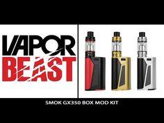 CLOUD BEAST GX350 KIT 4X 18650 - Smok – Vaping Jill