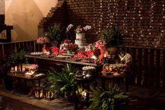Festa de 15 anos Vermelho e Rosa | Blog de Casamento DIY da Maria Fernanda
