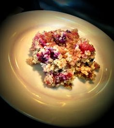Recipes by Ryann: Clean Quinoa and Berry Breakfast Bake & AdvoCare Update