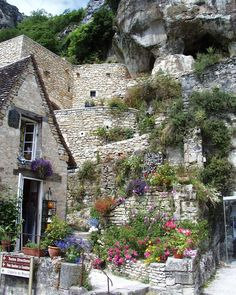 Rocamadour-it's even more beautiful in real life-just ask me
