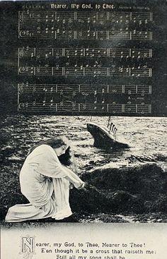 Old Titanic postcards – 1
