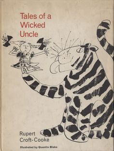 1963 Tales of a Wicked Uncle (Quentin Blake cover)