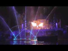Fantasmic! (With Glow Ears), Disney's Hollywood Studios, Walt Disney World Resort