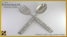 Brass Seap Servind Flatware set By Hindicraft.com  www.facebook.com/hindicraft  abdul.mannan@hindicraft.com