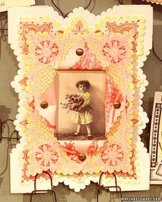 """See the """"Picture-Frame Card"""" in our Mother's Day Cards gallery"""