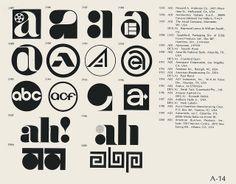 A-14 by Eric Carl, via Flickr Vintage Logos http://www.flickr.com/photos/mr_carl/2342860542/in/set-72157604144345854#