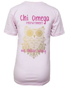 Chi Omega www.adamblockdesign.com