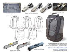 backpack design sketch에 대한 이미지 검색결과
