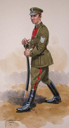 Kawalerzysta Polski 1918 - 1920