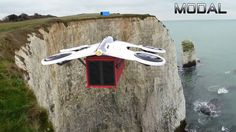 A drone to move shipping containers including homes - The Globe and Mail
