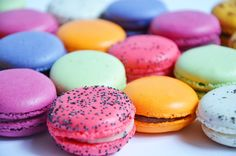 Macarons, Doughnut, Keto, Cookies, Desserts, Food, Tips, Crack Crackers, Tailgate Desserts